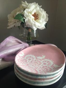 """NEW """"Bunny Lace"""" Easter Egg Dishes By Connections In Lov"""