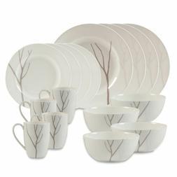 Lenox Park City 16-Piece Dinnerware Set Porcelain  NEW IN BO