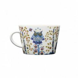 Taika White Cappuccino Cup 2cl, Home and Table Decorated Din