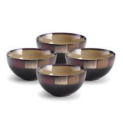 Pfaltzgraff Taos Set of 4 Individual Round Bowls
