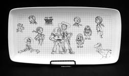 Disney Toy Story Sketchbook Serving Tray NEW!!