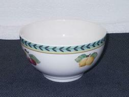 "Villeroy & Boch FRENCH GARDEN FLEURENCE 5 5/8"" Rice Bowl"
